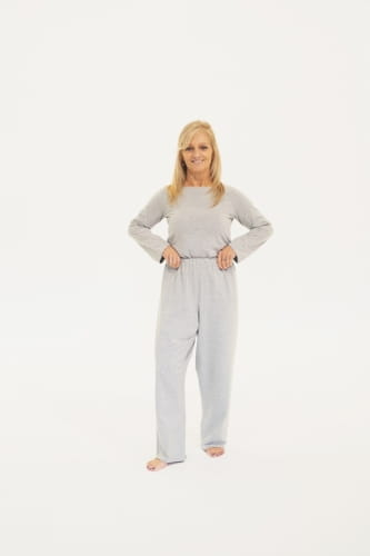 The Gwen Trousers - Elasticated Cotton Trousers